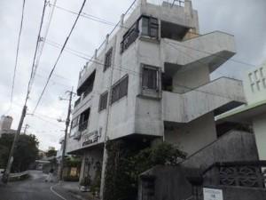 玉那覇邸(首里赤田町)①