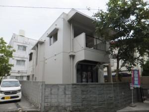 村越邸(首里赤田町)②